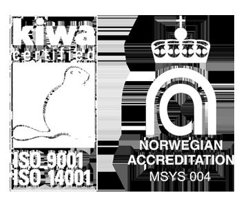 ISO-sertifisering
